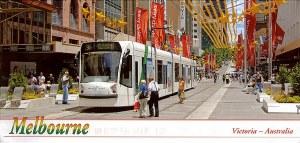 A postcard Melbourne (Shane)