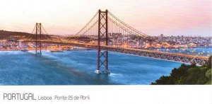 A postcard from Lisboa (Eric)