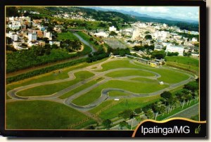 A second postcard from Ipatinga