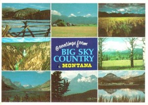 A postcard from Billings, MT (The Randall Familly)