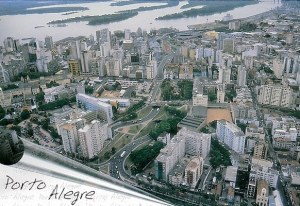 A postcard from Porto Alegre (Cinara)