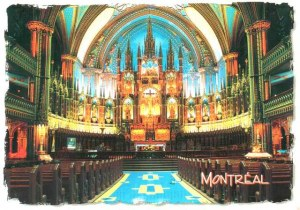 A postcard from Montreal (Alice)