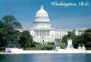 A postcard from Washington D.C. (Max)