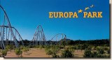 A postcard from Europa Park (Mickey Mouse)