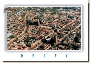 A postcard from Delft (Laura)