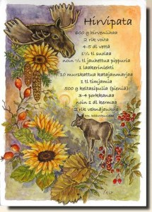 A postcard from Oulu (Hanna)