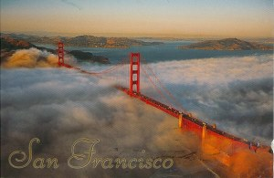 A postcard from San Francisco, CA (Terry)