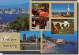 A postcard from San Diego, CA (Sue)