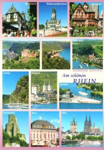 A postcard from Kaiserslautern (Anne)