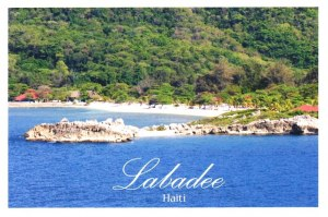 A postcard from Labadee (Team Harper)