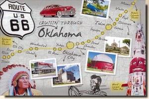 A postcard from Oklahoma (Randi)