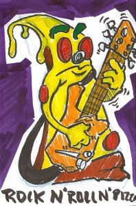 A postcard from Otawara (Jerry)