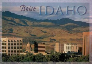 A postcard from Boise (Jerimi)