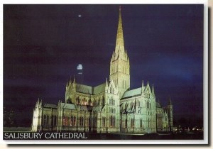 A postcard from Salisbury (Jenny)