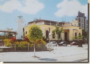 A postcard from Sao-Paulo showing Paranagua city (Ana)