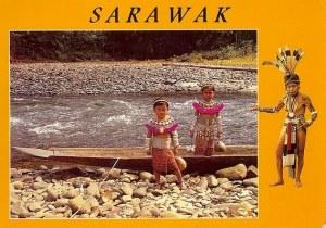 A postcard from Sarikei (Jiaqi)