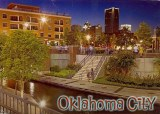 A postcard from Oklahoma City (Karen)