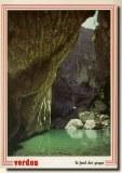 A postcard from Les Gorges du Verdon (Caroline et Jean-Marc)