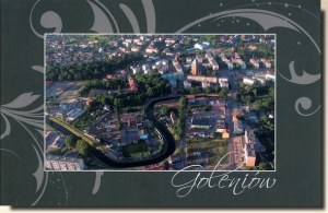 A postcard from Goleniow (Kasia and Kacper)