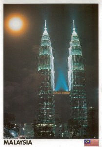A postcard from Malaysia (Bree)