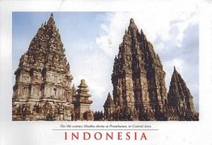 A postcard Yogyakarta (Kanina)