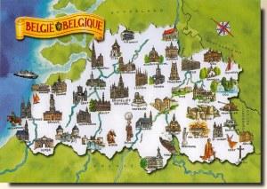 A postcard from Overijse (Johan)