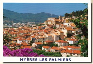 A postcard from Hyères (Yves)