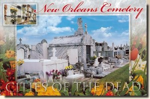 A postcard from New Orleans, LA (Arthur)