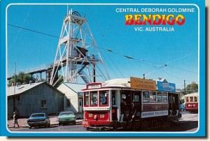 A postcard from Bendigo (Shane)