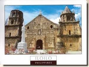 A postcard from Navotas (Rosa)