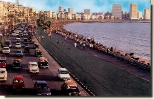 A postcard from Mumbai (Facebook friend)