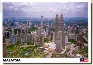 A postcard from Kuala Lumpur (Shana)