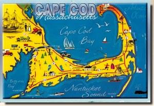 A postcard from Cape Cod, MA (Papa Skip)