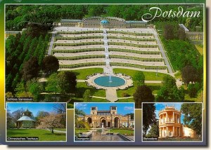 A postcard from Potsdam (Michaela)