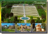 A postcard from Potsdam (Michaela)