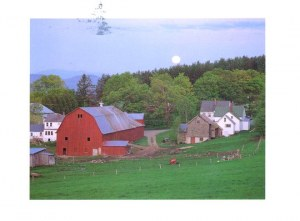 A postcard from Peacham, VT  (Emily+Grace)