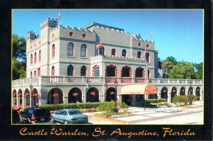 A postcard from St Augustine (George)