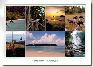 A postcard from Langkawi (Mahawir)
