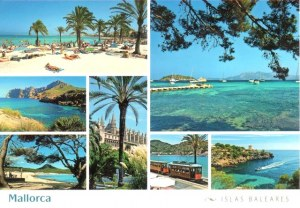 A postcard from Mallorca (Sandrine)