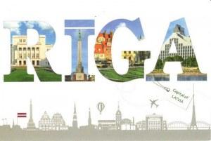 A postcard from Riga (Roberts)