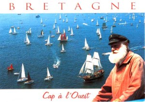 A postcard from Brittany (Stéphanie)