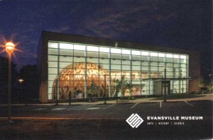 A postcard from Evansville (Chris)