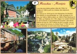 A postcard from Monschau (Bene)