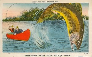 A postcard from Eden Valley, MN (Tes)