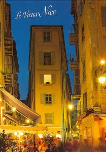A postcard from Nice (Yves)