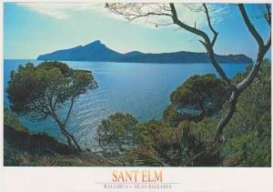 A postcard from Sant Elm (Emilia)