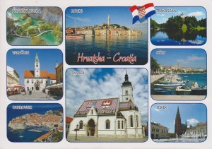 A postcard from Donja Lomnica (Ivana)