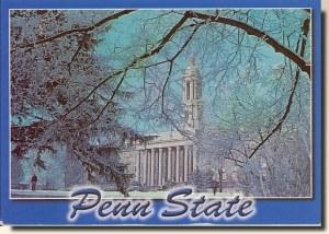 A postcard from Scranton, PA (Daniel)