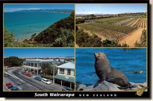 A postcard from Featherston (Cheri)