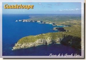 A postcard of La grande vigie (Céline)